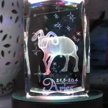 白羊座-七彩水晶12星座