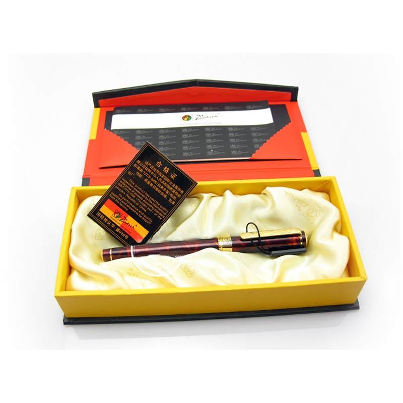 毕加索法国绅士系列镀金笔高清图片