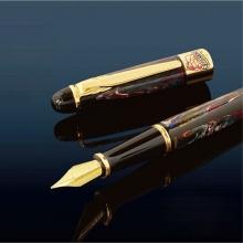 毕加索法国梦幻爵士14K金笔