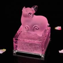 博之源琉璃生肖猪