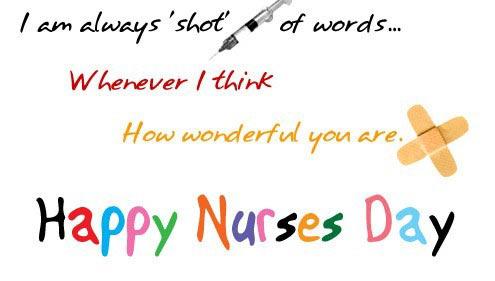 护士节英语祝福语