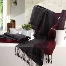 圣婷恩特羊绒围巾单件套