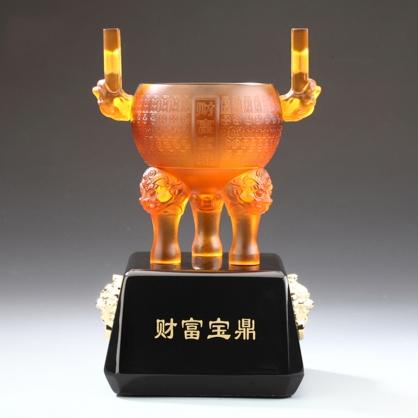 博之源财富宝鼎(中)