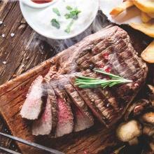 澳洲进口牛排(和牛/眼肉/牛楠肉/牛尾段4个品种大礼包)