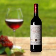 法国波尔多卡罗斯凯瑞干红葡萄酒