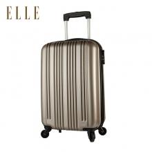ELLE/她 2017新款20寸旅行拉杆箱
