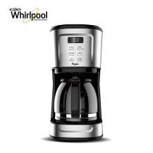 惠而浦咖啡机(功率825W水箱容量1.5L)