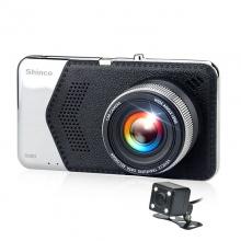 新科D39D行车记录仪(4.0英寸1200万像素)