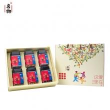 名物开心果园美国坚果礼盒(100%北美风味)