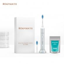 罗曼(ROAMAN)E5声波电动牙刷(珍珠银色)