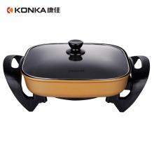康佳(KONKA)美味家多功能方形电火锅