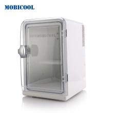 美固车用家用两用冷热便携冰箱
