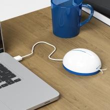 魔光球迷你甲虫空气净化器(USB家用车用二合一)