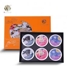 香港锦华(KAMWAH)花语 • 臻礼900克月饼礼盒