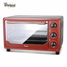 惠而浦(whirlpool)23L大容量电烤箱