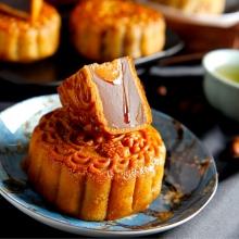 香港美心月饼七星伴月