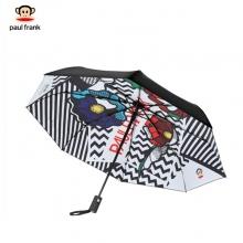大嘴猴(Paul Frank)创意卡通自动雨伞