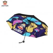 大嘴猴(Paul Frank)创意男女朋友时尚卡通三折雨伞