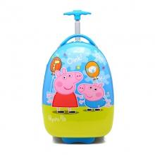 小猪佩奇16寸儿童拉杆箱
