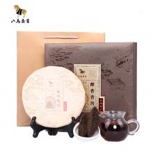 八马(BAMA)醇香普洱茶