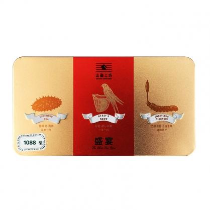 名物盛宴1088型八选一自选礼品卡