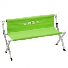 维仕蓝(WissBlue)双人折叠椅