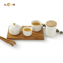爱家(ILIVE)旅行茶杯套组