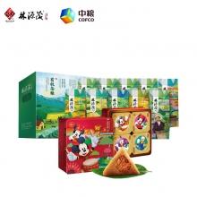 五芳斋欢聚粽子礼盒+林源茂有机...