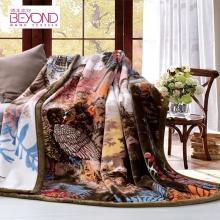 博洋(BEYOND)圣泽熙双面云绒毯