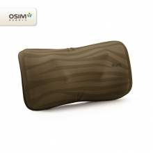 傲胜(OSIM)揉捏温热腰颈按摩枕