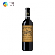 中粮(COFCO)缇瑟堡金标干红葡萄酒