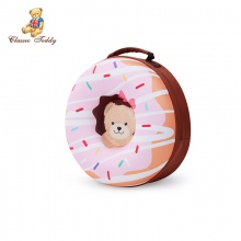 精典泰迪( Classic Teddy)粉萌甜甜圈背包