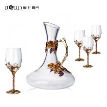 罗比罗丹(RORO)金色收获酒具套装