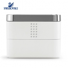 施华洛世奇(SWAROVSKI)水晶带镜珠宝盒
