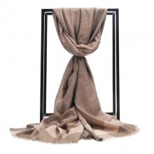 艾丝雅兰(ELSYALN)演绎经典羊绒围巾