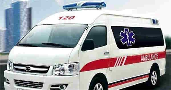 救护车打表计费