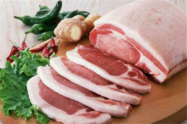 政府投放冻猪肉