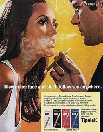 那些歧视女性的广告